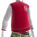 SPO Jacket red