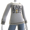 Toki Skully Long Sleeve 