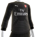 Arsenal FC Goalie Jersey