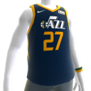 2018 Jazz Gobert Jersey