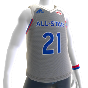 All-Star Game East Butler Jersey