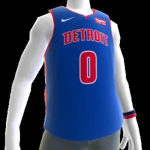 2018 Pistons Drummond Jersey