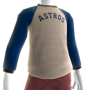 Houston Astros Long Sleeve T-Shirt