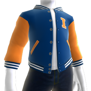 Illinois Varsity Jacket