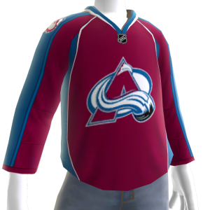 Colorado Avalanche Jersey