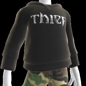 Thief - Black Hoodie
