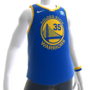 2018 Warriors Durant Jersey