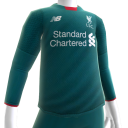 Liverpool Long Sleeve - Goalkeeper