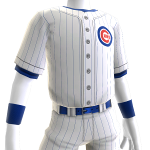 Chicago Cubs Home Game Jersey