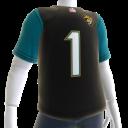 Jaguars 2017 Jersey