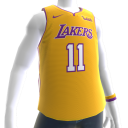 2018 Lakers Lopez Jersey