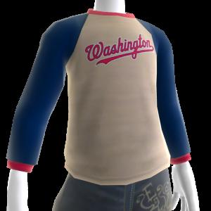 Washington Nationals Long Sleeve T-Shirt