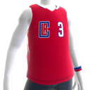 Clippers Paul Jersey