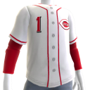 2017 Reds Home Jersey