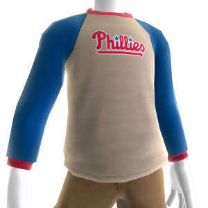 Philadelphia Phillies Long Sleeve T-Shirt