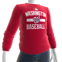 Nationals Longsleeve Tee