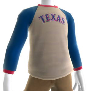 Texas Rangers Long Sleeve T-Shirt