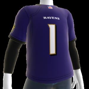Ravens Fan Jersey