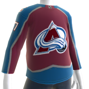 Avalanche 2018 Jersey