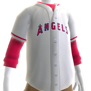 Los Angeles Angels Road Jersey