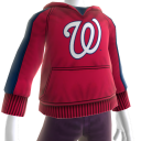 Washington Nationals Hooded Sweatshirt