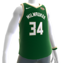 2018 Bucks Antetokounmpo Jersey