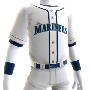 Seattle Mariners Home Game Jersey