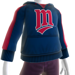 Minnesota Twins Hooded Sweatshirt