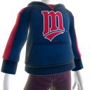 Minnesota Twins Hooded Sweatshirt