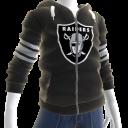 Raiders Zip Hoodie