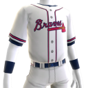 Atlanta Braves Home Game Jersey