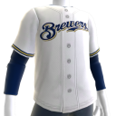 2016 Brewers Home Jersey
