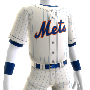 New York Mets Home Game Jersey