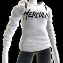 Hercules Hoodie - White
