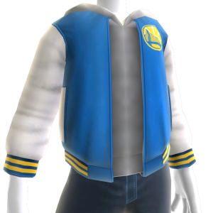 Golden State Varsity Jacket