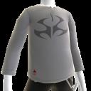 Fleur de Lys T-shirt met lange mouwen