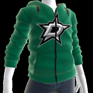 Stars Zip Hoodie