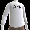 AFK Camiseta de manga larga