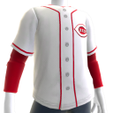 2016 Reds Home Jersey