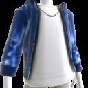 Baller Jacket - Blue
