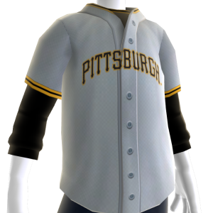 Pittsburgh Pirates Road Jersey