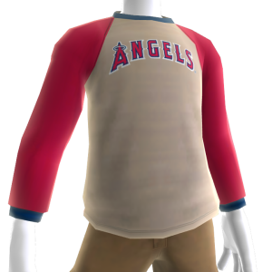Los Angeles Angels Long Sleeve T-Shirt