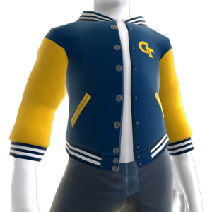 Georgia Tech Varsity Jacket