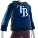 Tampa Bay Rays Hooded Sweatshirt
