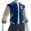 Georgetown Varsity Jacket