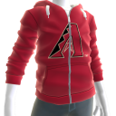 Diamondbacks Zip Hoodie