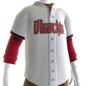 Arizona Diamondbacks Road Jersey