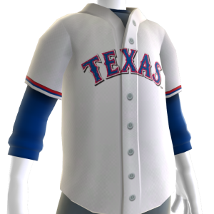 Texas Rangers Home Jersey