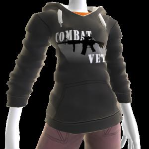 Combat Veteran Hoodie