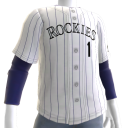 2017 Rockies Home Jersey